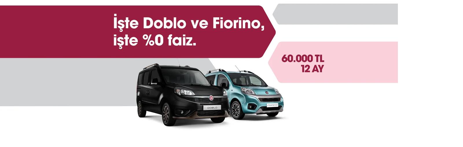 Sıfır Fiat Doblo
